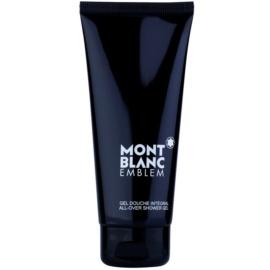 Montblanc Emblem Duschgel für Herren 100 ml