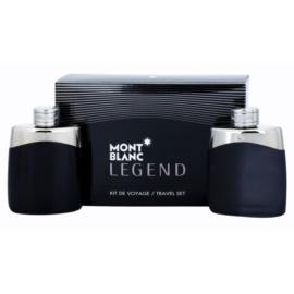 Montblanc Legend zestaw upominkowy IX. woda toaletowa 100 ml + woda po goleniu 100 ml