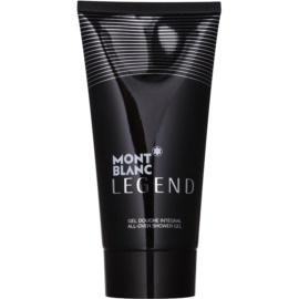 Montblanc Legend sprchový gél pre mužov 150 ml