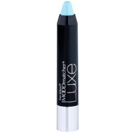 MOODmatcher Luxe personalizovaná farba na pery Light Blue 2,9 g