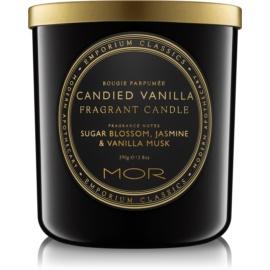 MOR Candied Vanilla candela profumata 390 g