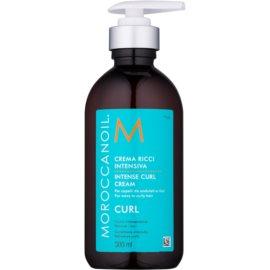 Moroccanoil Curl creme hidratante para cabelos encaracolados e ondulados  300 ml