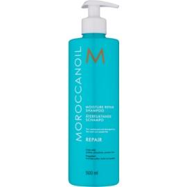 Moroccanoil Moisture Repair šampon za poškodovane in kemično obdelane lase   ml