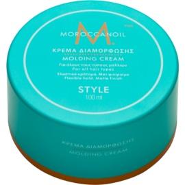 Moroccanoil Style modelierende Creme für mattes Aussehen  100 ml