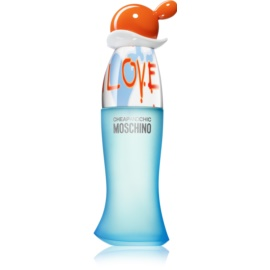 Moschino I Love Love Eau de Toilette für Damen 30 ml