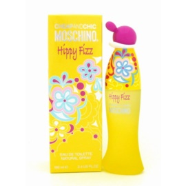 Moschino Hippy Fizz Eau de Toilette für Damen 50 ml