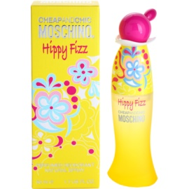 Moschino Hippy Fizz spray dezodor nőknek 50 ml