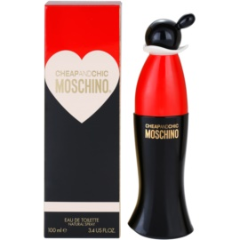 Moschino Cheap & Chic eau de toilette para mujer 100 ml