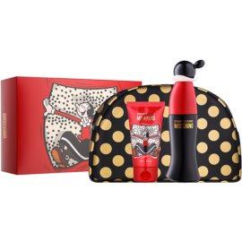 Moschino Cheap & Chic Geschenkset VII.  Eau de Toilette 50 ml + Körperlotion 50 ml + Tasche