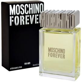 Moschino Forever voda po holení pre mužov 100 ml
