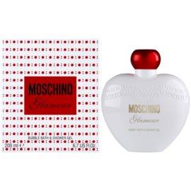 Moschino Glamour Shower Gel for Women 200 ml
