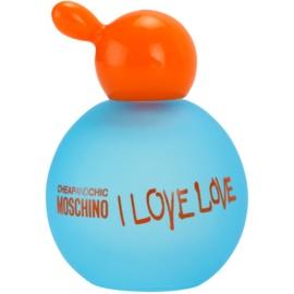 Moschino I Love Love woda toaletowa dla kobiet 4,9 ml