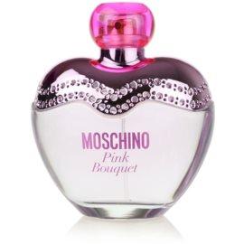 Moschino Pink Bouquet Eau de Toilette für Damen 100 ml