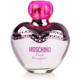Moschino Pink Bouquet woda toaletowa dla kobiet 50 ml