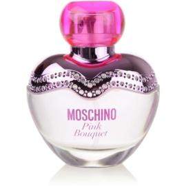 Moschino Pink Bouquet Eau de Toilette für Damen 30 ml
