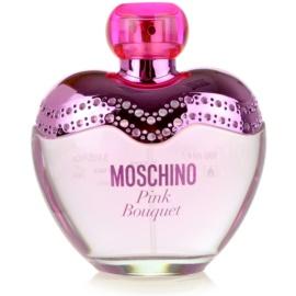 Moschino Pink Bouquet woda toaletowa tester dla kobiet 100 ml