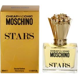 Moschino Stars Parfumovaná voda pre ženy 50 ml
