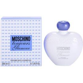 Moschino Toujours Glamour żel pod prysznic dla kobiet 200 ml