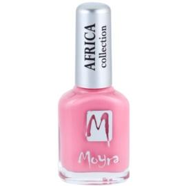 Moyra Africa Collection körömlakk árnyalat 351 Flamingo 12 ml