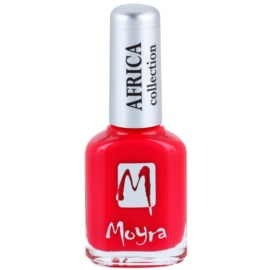 Moyra Africa Collection лак за нокти  цвят 354 Masai 12 мл.