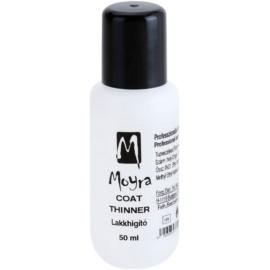 Moyra Nails diluyente de esmalte de uñas para uñas  50 ml