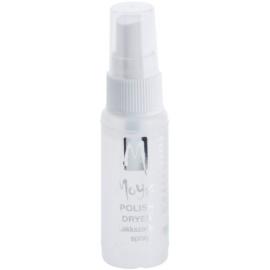Moyra Nails spray para secagem rápida das unhas para unhas   30 ml