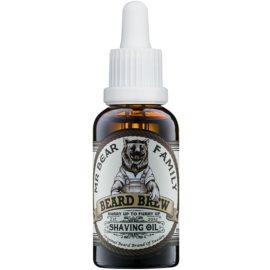 Mr Bear Family Skincare olejek do golenia dla mężczyzn  30 ml