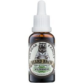 Mr Bear Family Wilderness olej na vousy  30 ml