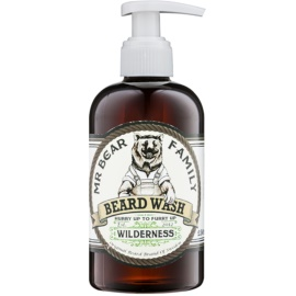 Mr Bear Family Wilderness szampon do brody  250 ml