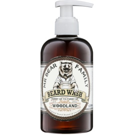 Mr Bear Family Woodland šampon na vousy  250 ml