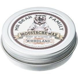Mr Bear Family Woodland cera para bigote   30 ml