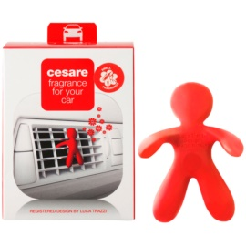 Mr & Mrs Fragrance Friends Cesare Fragrance For Car Air Freshener 1 pc  (Pepper Mint)