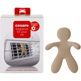 Mr & Mrs Fragrance Cesare Black Tea deodorante per auto   I.