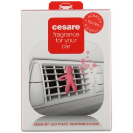 Mr & Mrs Fragrance Friends Cesare Fragrance For Car Lufterfrischer 1 St.  (Silky Rose)