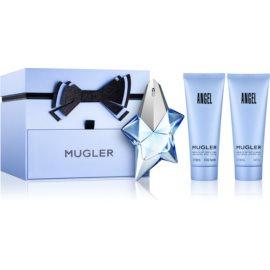 Mugler Angel Gift Set XXXIII.  Eau De Parfum 50 ml + Body Milk 100 ml + Shower Gel 100 ml