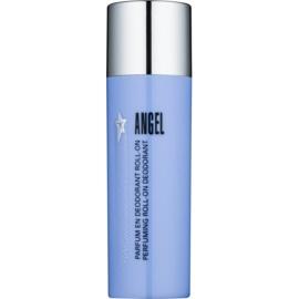 Mugler Angel deodorante roll-on per donna 50 ml