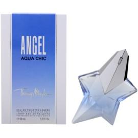 Mugler Angel Aqua Chic 2013 toaletní voda pro ženy 50 ml
