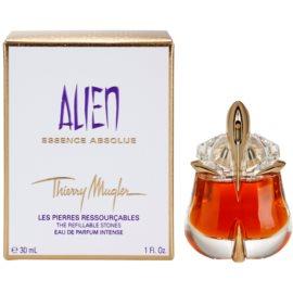 Mugler Alien Essence Absolue parfémovaná voda pro ženy 30 ml plnitelný