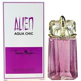 Mugler Alien Aqua Chic toaletní voda pro ženy 60 ml
