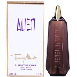 Mugler Alien Eau de Parfum für Damen 60 ml Ersatzfüllung