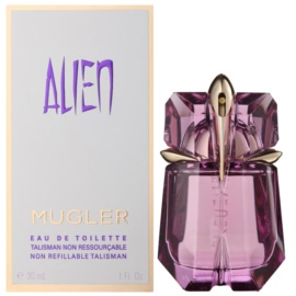 Mugler Alien eau de toilette nőknek 30 ml utántölthető