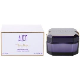 Mugler Alien Body Cream for Women 200 ml