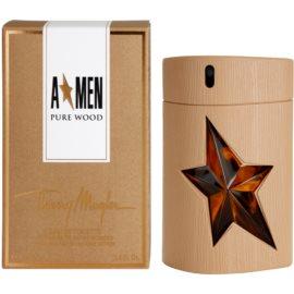 Mugler A*Men Pure Wood eau de toilette férfiaknak 100 ml