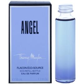Mugler Angel Eau de Parfum για γυναίκες 50 μλ γέμιση