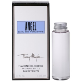 Mugler Angel Eau de Toilette für Damen 40 ml Ersatzfüllung