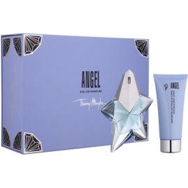 Mugler Angel подаръчен комплект XXXVI.  парфюмна вода 50 ml + мляко за тяло 100 ml