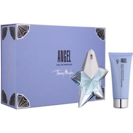 Mugler Angel set cadou XXXVI.  Eau de Parfum 50 ml + Lotiune de corp 100 ml