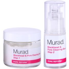 Murad Pore Rescue přípravek na čištění komedonů a pórů ve dvou krocích  2 ks