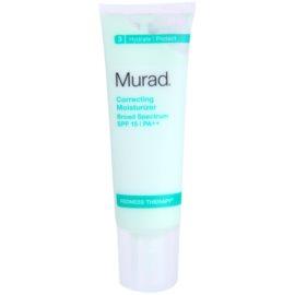 Murad Redness Therapy regenerujący krem nawilżający do skóry wrażliwej i podrażnionej SPF 15   PA++ 50 ml