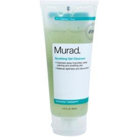 Murad Redness Therapy zklidňující čisticí gel pro pleť s nedokonalostmi  200 ml